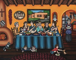 la-familia-or-the-family-victoria-de-almeida