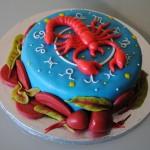 Scorpio Cake 01