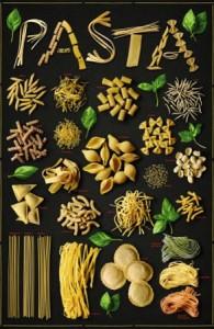 pasta-types-art-poster-print